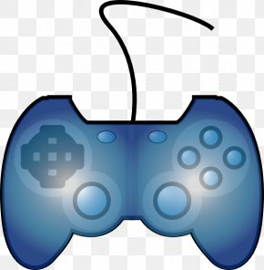 Game Clipart - Black & White Xbox 360 Controller Video Game Game Controllers Clip Art PNG