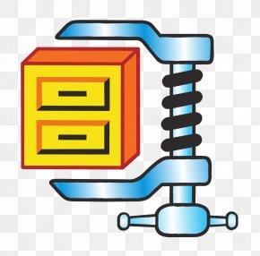 Zipper - WinZip Data Compression Computer Software RAR PNG