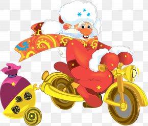 Santa Claus - Ded Moroz Clip Art Snegurochka New Year Santa Claus PNG