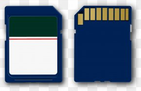 Computer Memory Card - Memory Card Secure Digital Red Lion Controls Data Recovery Gigabyte PNG