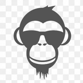 Monkey Face - Monkey Clip Art PNG