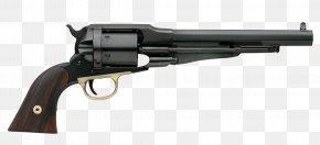 Fannin County - Remington Model 1858 .45 Colt A. Uberti, Srl. Revolver Cartridge PNG