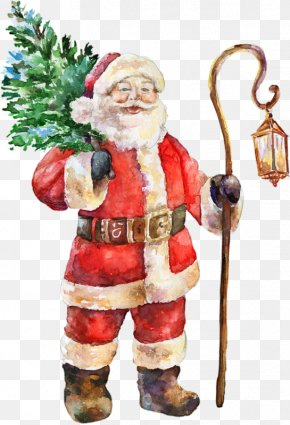 Santa Claus - Santa Claus Christmas Graphic Design Clip Art PNG