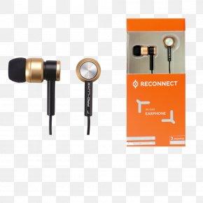 Headphones - HQ Headphones Microphone Earphone In-ear Monitor PNG