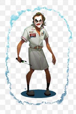 Clown Joker - Joker Villain Clown PNG