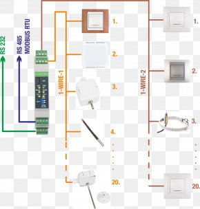 Electrical Circuit - Wiring Diagram Circuit Diagram Electrical Wires & Cable Electronics PNG