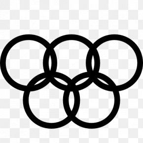 Ring - Winter Olympic Games 2024 Summer Olympics Olympic Symbols Ring PNG