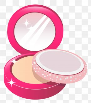 Face Powder Clipart Picture - Cosmetics Eye Shadow Clip Art PNG