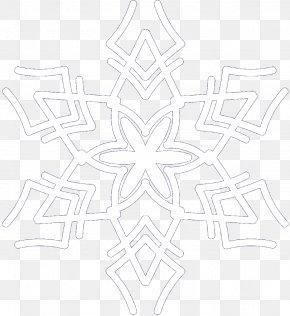M Angle Symmetry Line - Pattern Black & White PNG