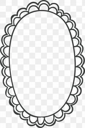 Sweet Black Frame - Pearl Necklace Jewellery Gemstone PNG