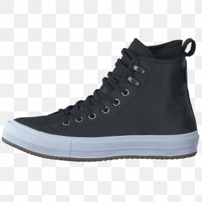 Boot - Sports Shoes Chuck Taylor All-Stars Converse Chuck Taylor All Star Hi Black PNG