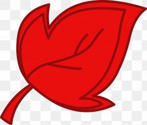 Leaf Clip Art - Autumn Leaf Color Red Clip Art PNG