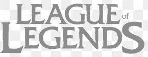 League Of Legends Logo Image - League Of Legends Printed T-shirt Hoodie PNG