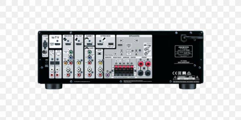 Onkyo surround sound set up