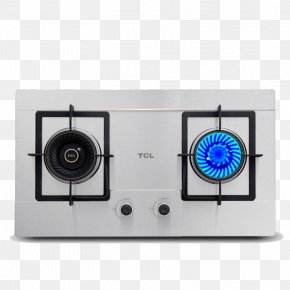 TCL,Embedded Gas Stove Gas Stove TZG35 - Fuel Gas Hearth Gas Stove Home Appliance Natural Gas PNG