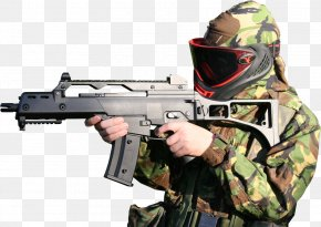 Paintball - Airsoft Guns Paintball Airsoft Yecla BB Gun PNG