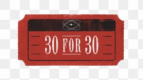 30 - ESPN Films Television Show Documentary Film Podcast PNG