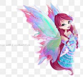 Season 6 Winx ClubSeason 1 Fairy MythixFairy - Bloom Winx Club PNG
