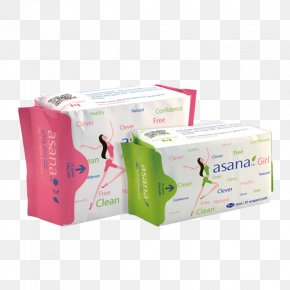 Imported Women Hygiene Cotton Daily Chemical Supplies - Sanitary Napkin Import PNG