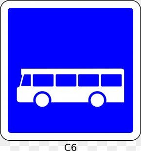 Bus - Bus Stop Stop Sign Traffic Sign Clip Art PNG