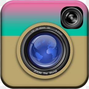 Camera Roll - Camera Lens Movie Camera Professional Video Camera PNG