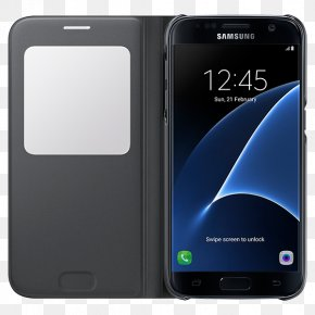 Samsung - Samsung GALAXY S7 Edge Mobile Phone Accessories Clamshell Design PNG