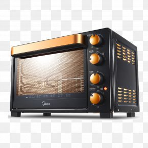 Midea Midea,T3-L326B Independent Home-temperature Baking Oven 32 Liters Genuine Special - Convection Oven Toaster Midea Home Appliance PNG