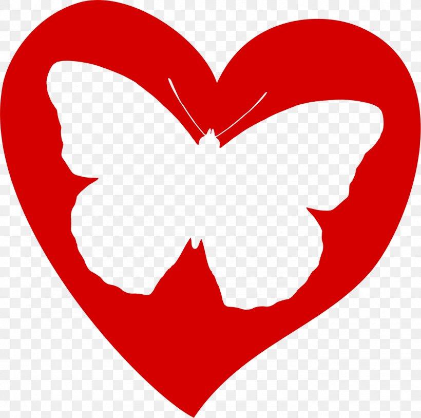 Butterfly Heart Clip Art, PNG, 1379x1369px, Watercolor, Cartoon, Flower, Frame, Heart Download Free