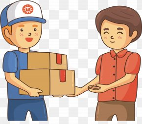 Quality Service Delivered To The Door - Service Delivery Logistics PNG