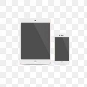 Vector Tablet - Brand Gadget Angle Pattern PNG