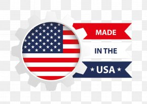 Made In The USA Label - Flag Of The United States Stock Illustration Illustration PNG