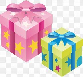 Creative Christmas - Gift Cute Box Set-top Box PNG