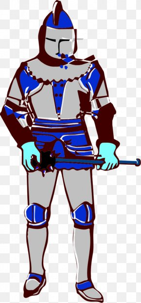 Knight In Armor Clipart - Knight Free Content Clip Art PNG