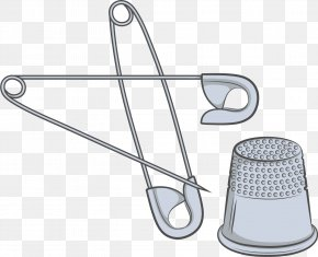Pin Material Picture - Safety Pin PNG