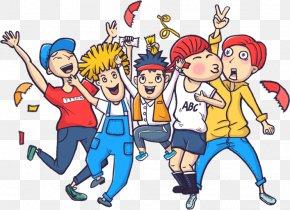 Team People - Social Group Human Behavior Team Clip Art PNG