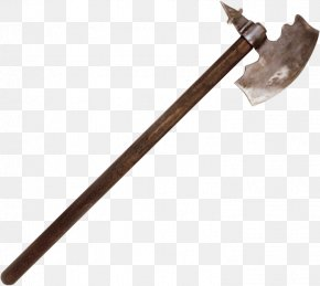 Antique Tool Throwing Axe - Background Summer PNG
