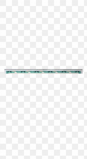 Scars - Teal Turquoise Rectangle Line PNG