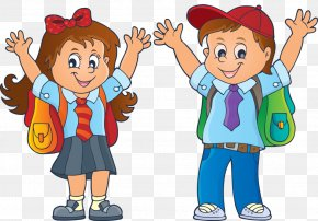 School Kids - Vector Graphics Image Stock Photography Clip Art Illustration PNG