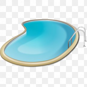 Swimming Pool Icon - Swimming Pool Clip Art PNG