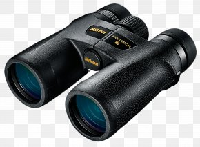 Binocular - Binoculars Low-dispersion Glass Optics Small Telescope Nikon PNG