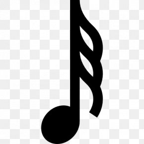 Musical Note - Thirty-second Note Musical Note Sixteenth Note Rest Musical Notation PNG