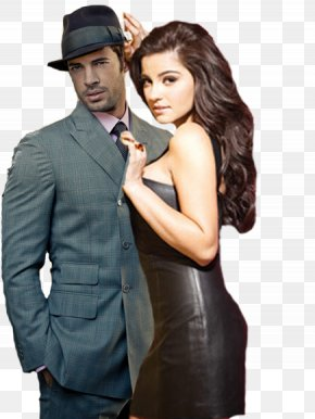 William Levy - William Levy Fashion Hat Tuxedo Model PNG