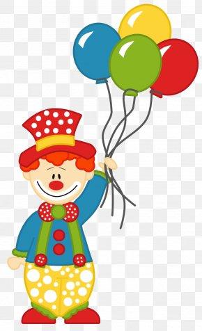 Circus - Clown Circus Clip Art PNG