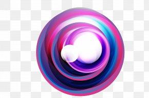 Purple Dream Aperture - Light Aperture Google Images PNG