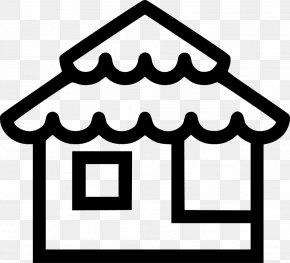 House - Bungalow House Building Clip Art PNG