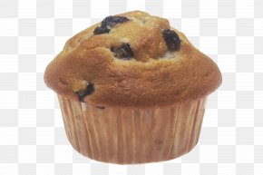 Blueberries - Muffin Bakery Breakfast Raisin Cupcake PNG