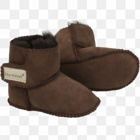 Sheepskin - Slipper Snow Boot Bootee Shoe PNG