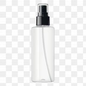 SPRAY - Cosmetics Setting Spray Glass Bottle Spray Bottle Witch Hazel PNG
