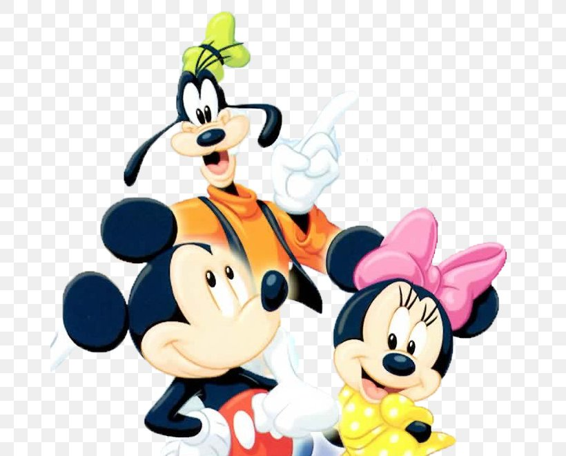Minnie Mouse Mickey Mouse Goofy Pluto Donald Duck Png 674x660px