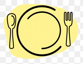 Smiley Laughing Hysterically - Table Dining Room Dinner Restaurant Clip Art PNG